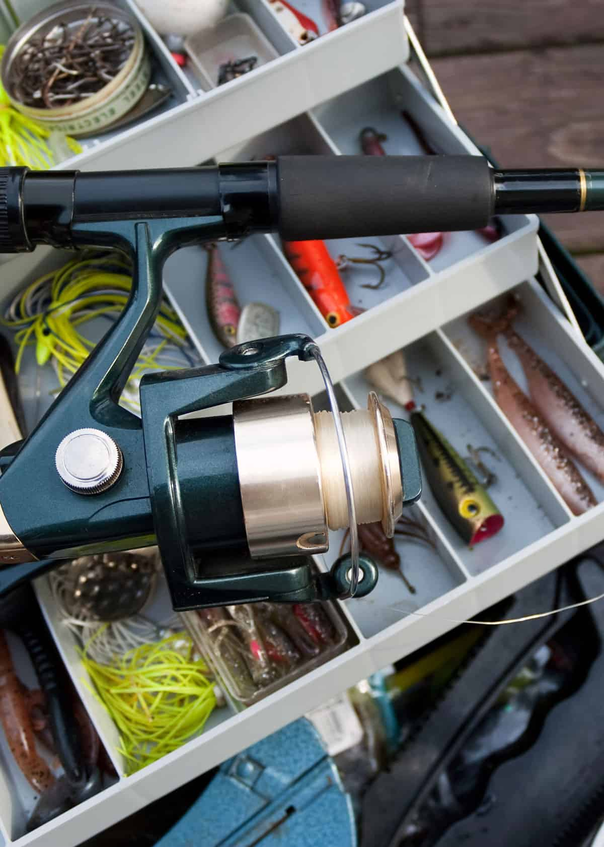 Must have fishing gear tackle