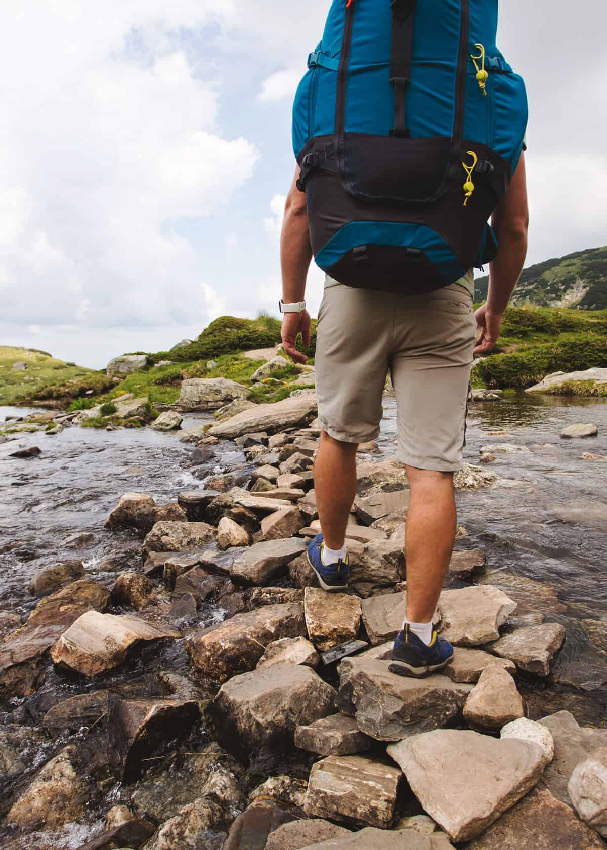 Best shoes for hiking in water