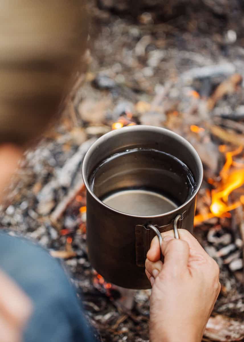 how long to boil drinking water